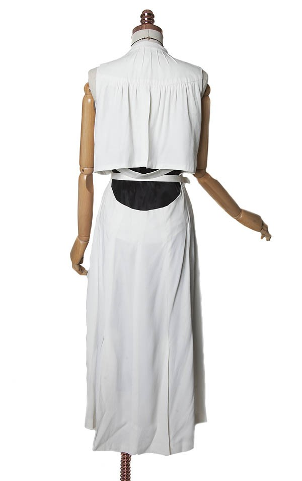 Vestido Marc Jacobs com sleep dress