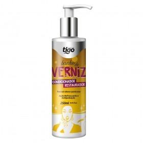 Condicionador Banho de Verniz 250ml - Tigo Cosméticos