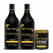 Kit Progressiva Marroquina 1L + Botox 250g