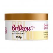 Máscara Brilhou 230g | Ganhe 1 Shampoo