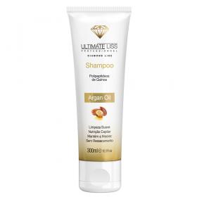 Shampoo Argan Oil Ultimate Liss 300ml