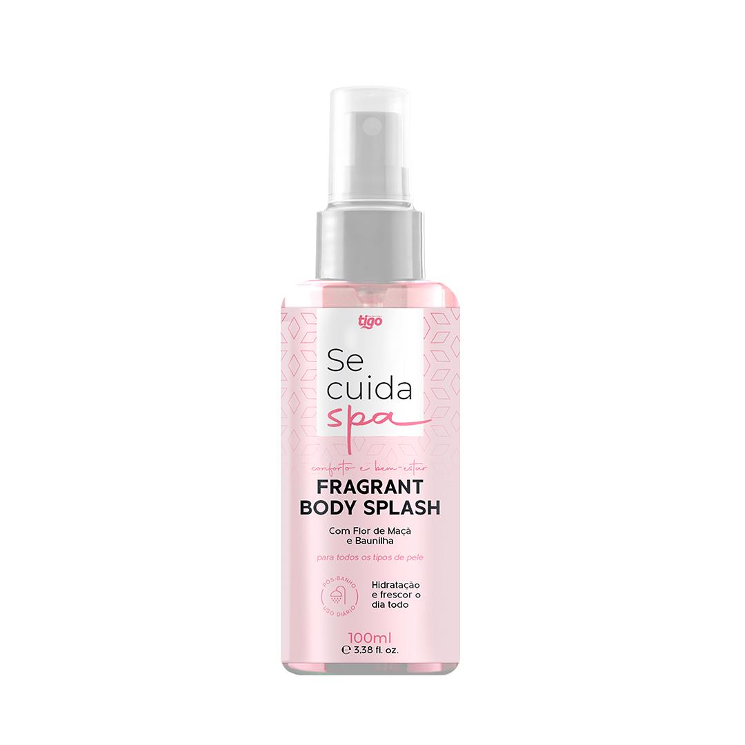1x Fragrant Body Splash Perfumado Se Cuida Spa 100ml