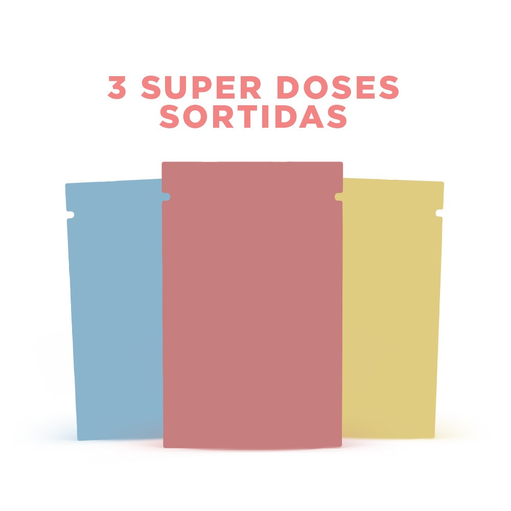 3 Super Doses