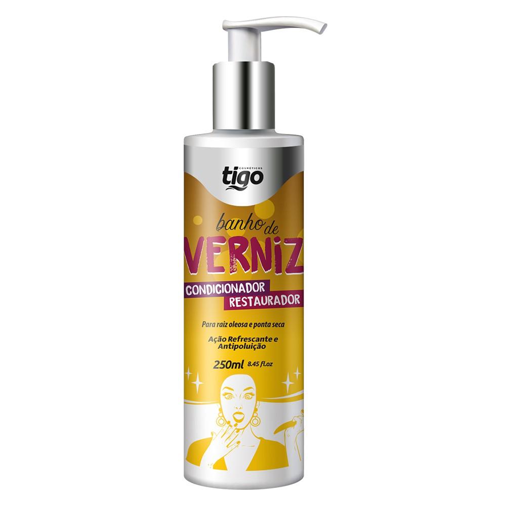 Condicionador Banho de Verniz 250ml
