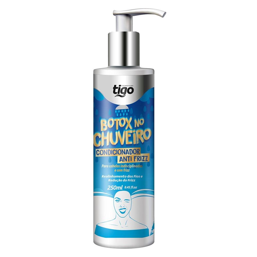 Condicionador Botox no Chuveiro 250ml - Tigo Cosméticos