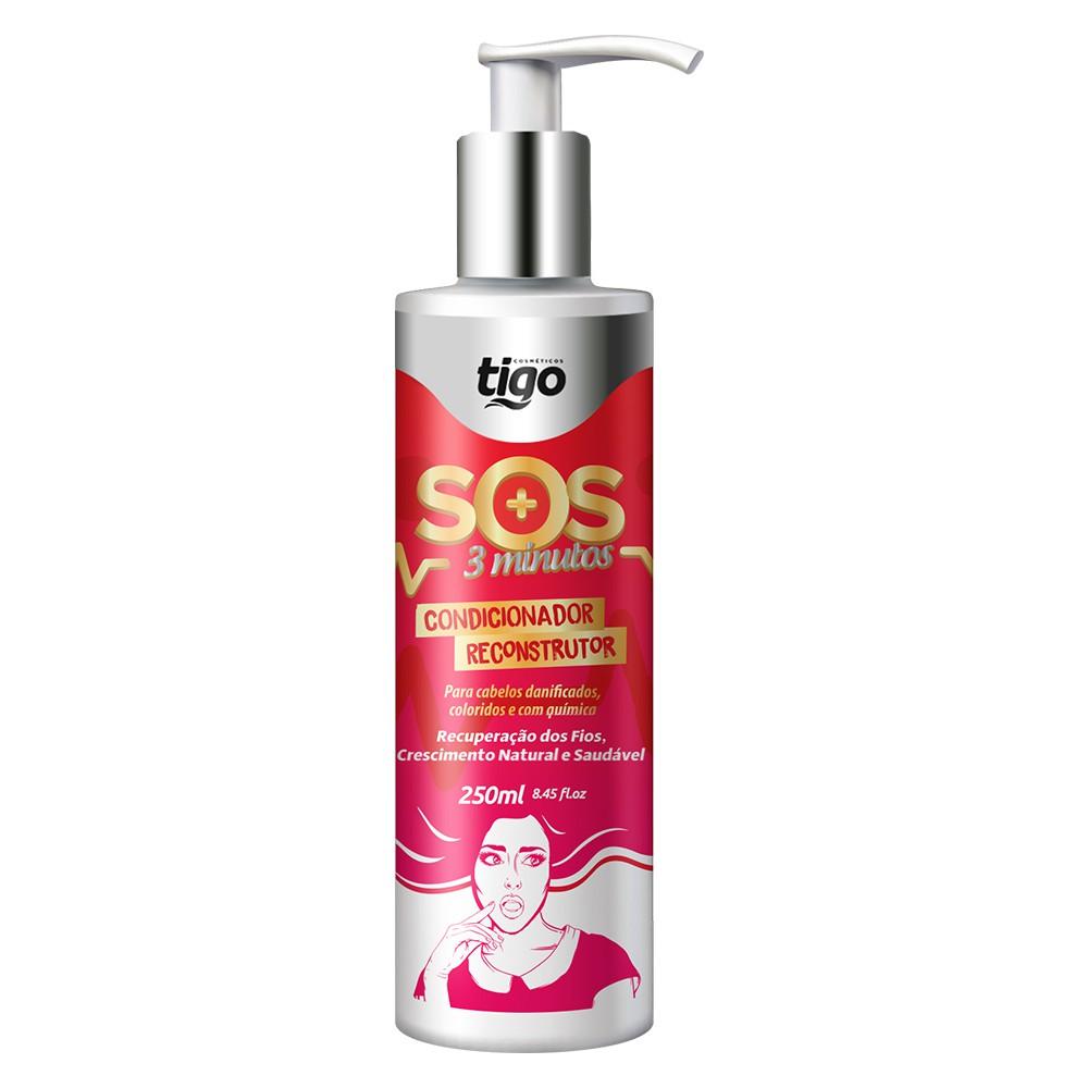 Condicionador SOS 3 Minutos 250ml
