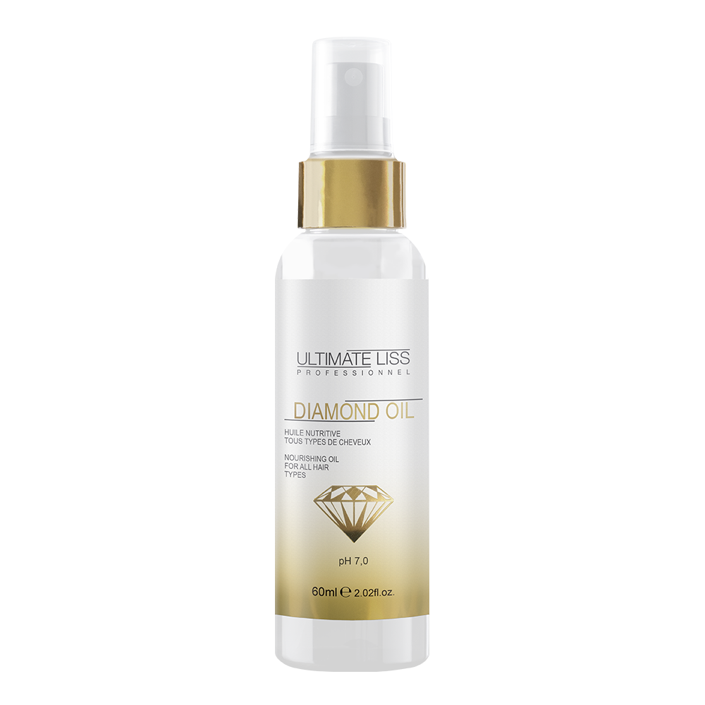 Diamond Oil Ultimate Liss 60ml