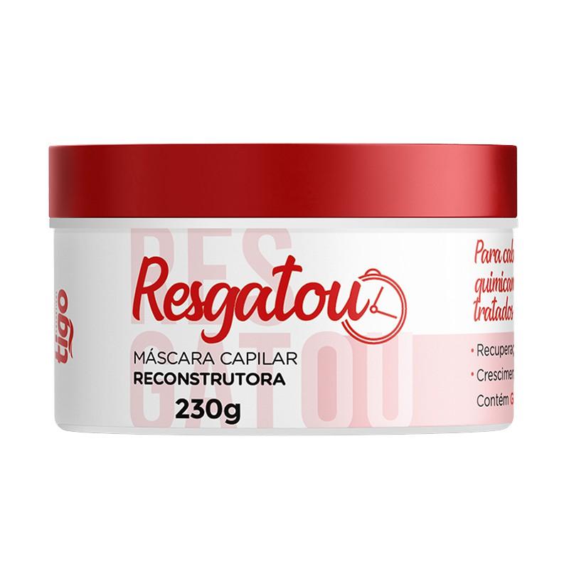 Máscara Resgatou 230g | Ganhe 1 Shampoo