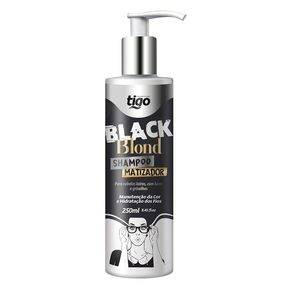 Shampoo Black Blond 250ml