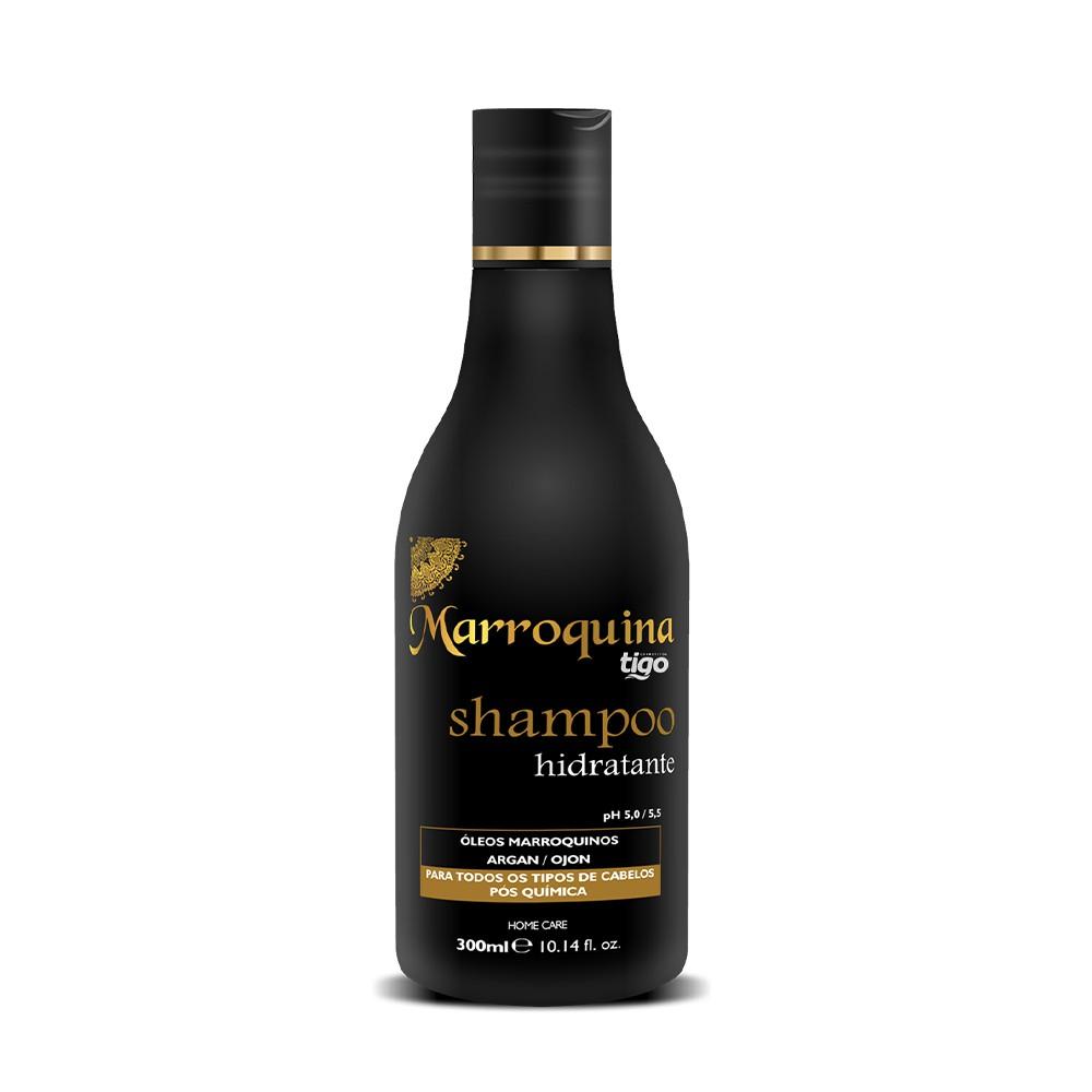 Shampoo Hidratante Marroquina 300ml