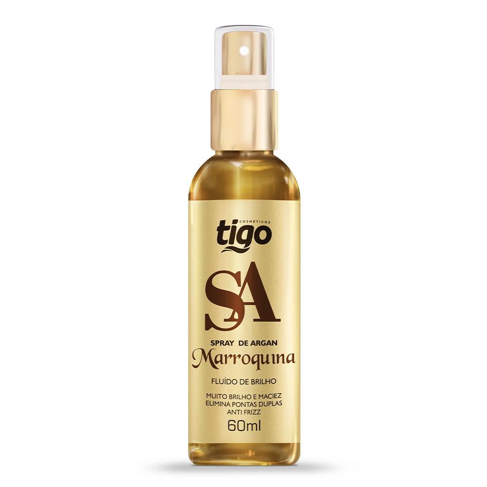 Spray de Argan Marroquina 60ml