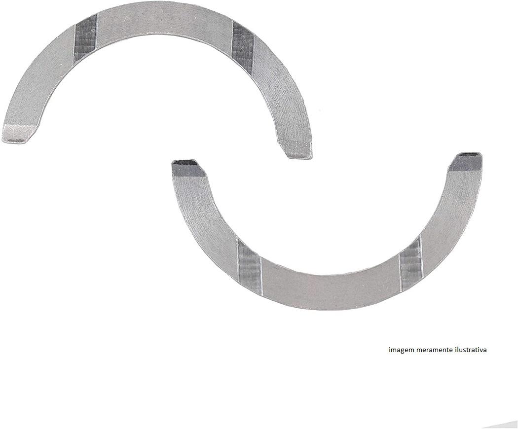 ANEL DE ENCOSTO AUDI/VW 1.6/1.8/2.0 025 (4PECAS)