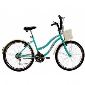 Bicicleta Dalannio Beach Retrô Aro 26