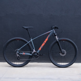 "Bicicleta TSW Hunch 2021 29 Azul Tam. 17"""