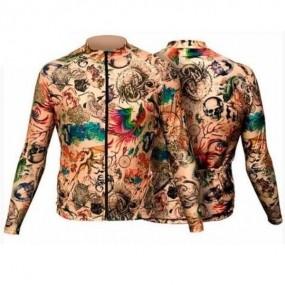 Camisa manga longa  masculina Lacarrera Tatoo Tam P