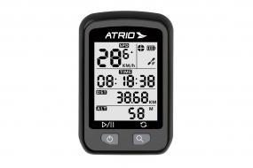 Ciclocomputador Velocímetro GPS Ciclismo Iron Atrio