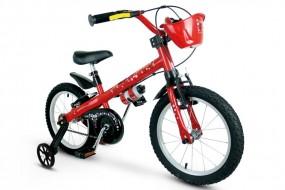 Bicicleta Infantil Nathor Lady Aro 16 Feminina