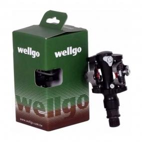 Pedal Clip Wellgo M919 com Tacos