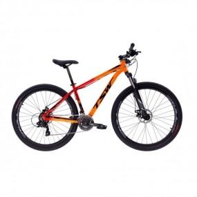 "TSW Ride 2019 29 Alaranjado/Vermelho Tam. 19"""
