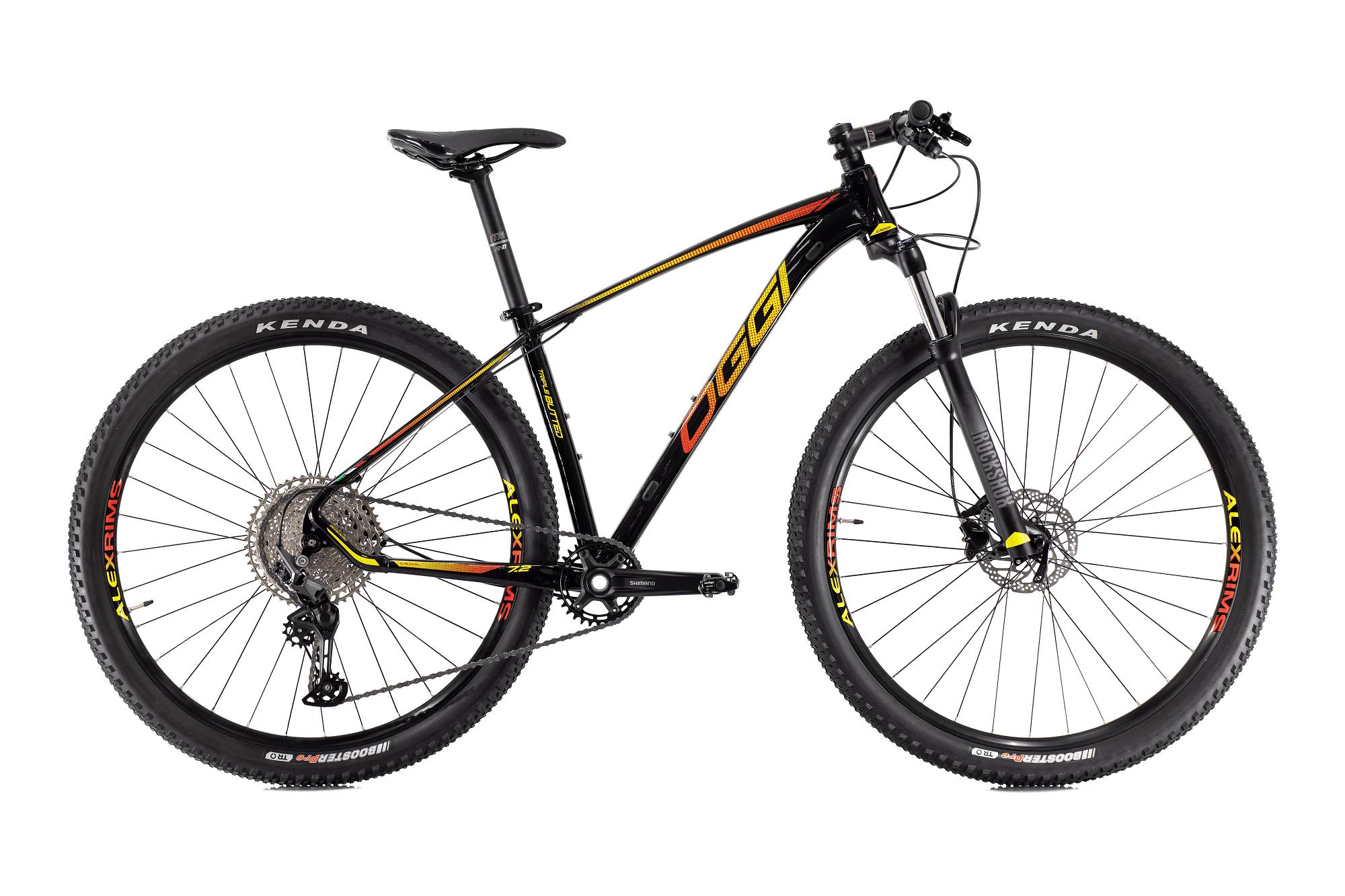"Bicicleta OGGI Big Wheel 7.2 2021 29 Tam. 19"""