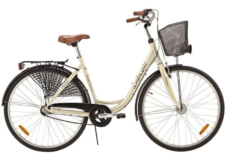 Bicicleta Vintage Kayoba City Elegance (com Cesto)