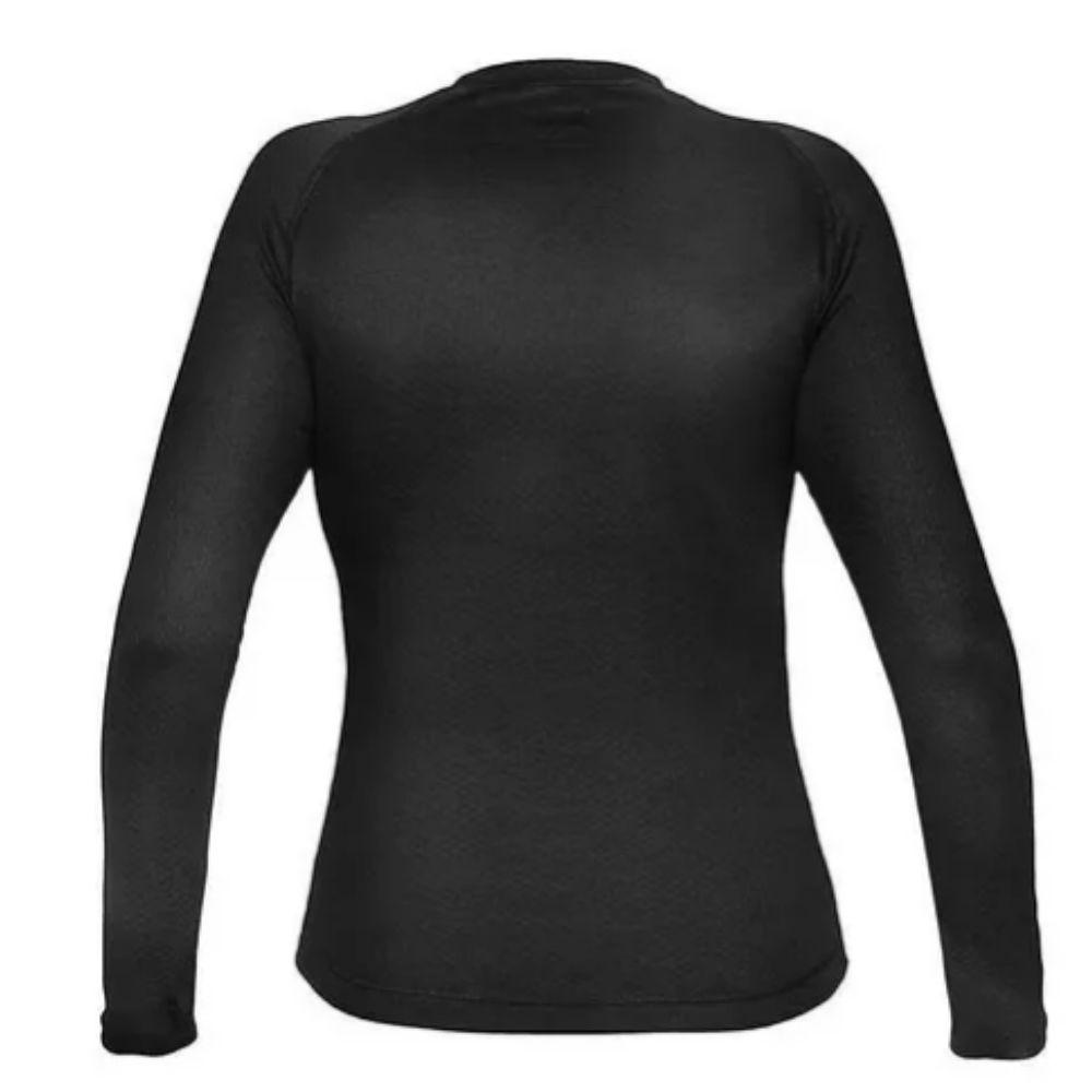 Blusa T-shirt Curtlo Segunda Pele Thermo Skin