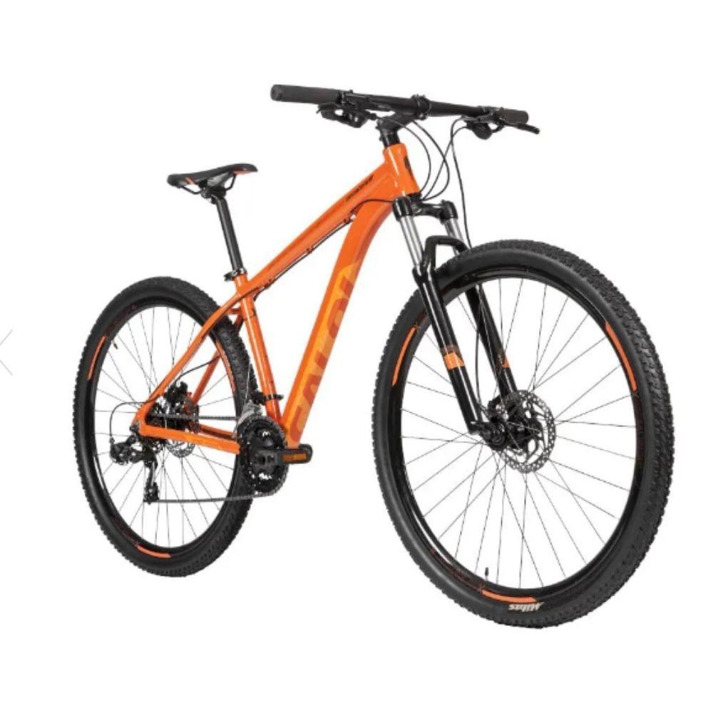 "Caloi Explorer Sport 2020 29 Alaranjada Tam.19"""
