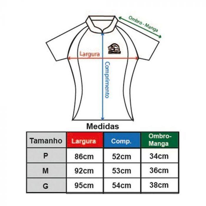 Camisa Ciclismo Feminina Manga Curta Damatta Heaven