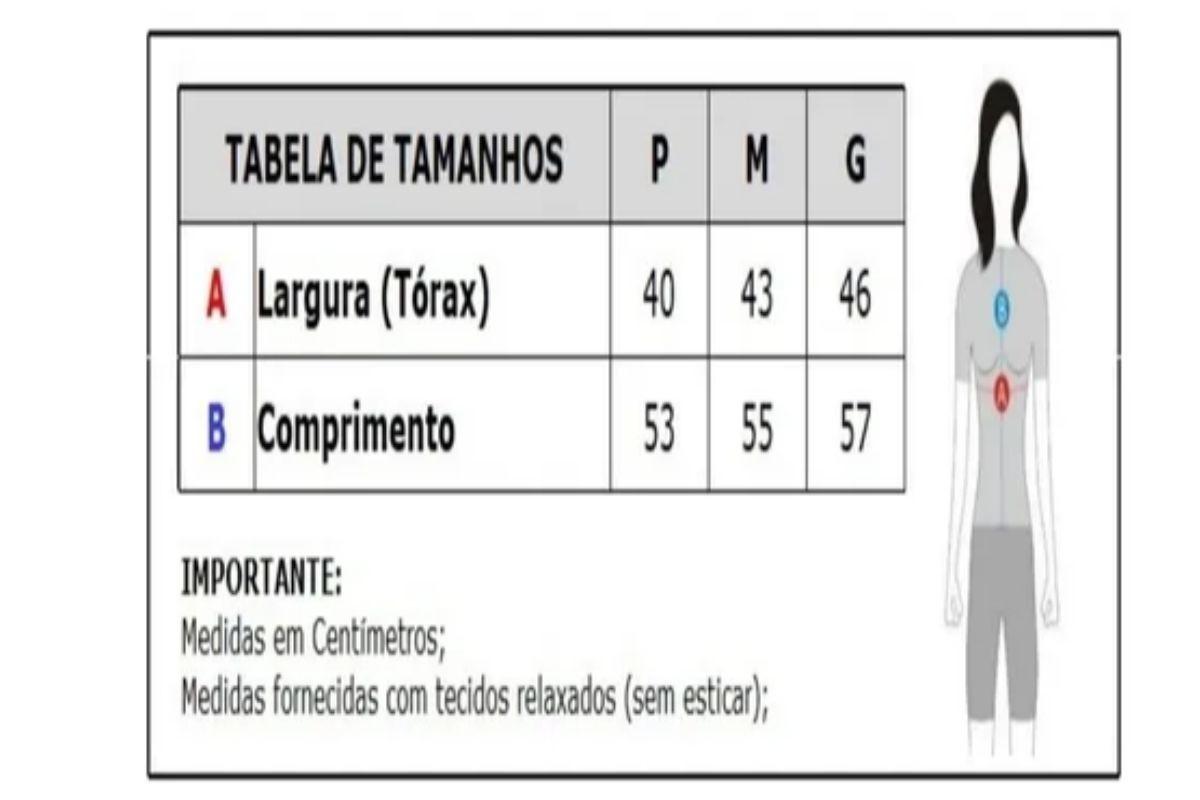 Camisa ciclismo manga curta feminina Lacarrera Unicórnio