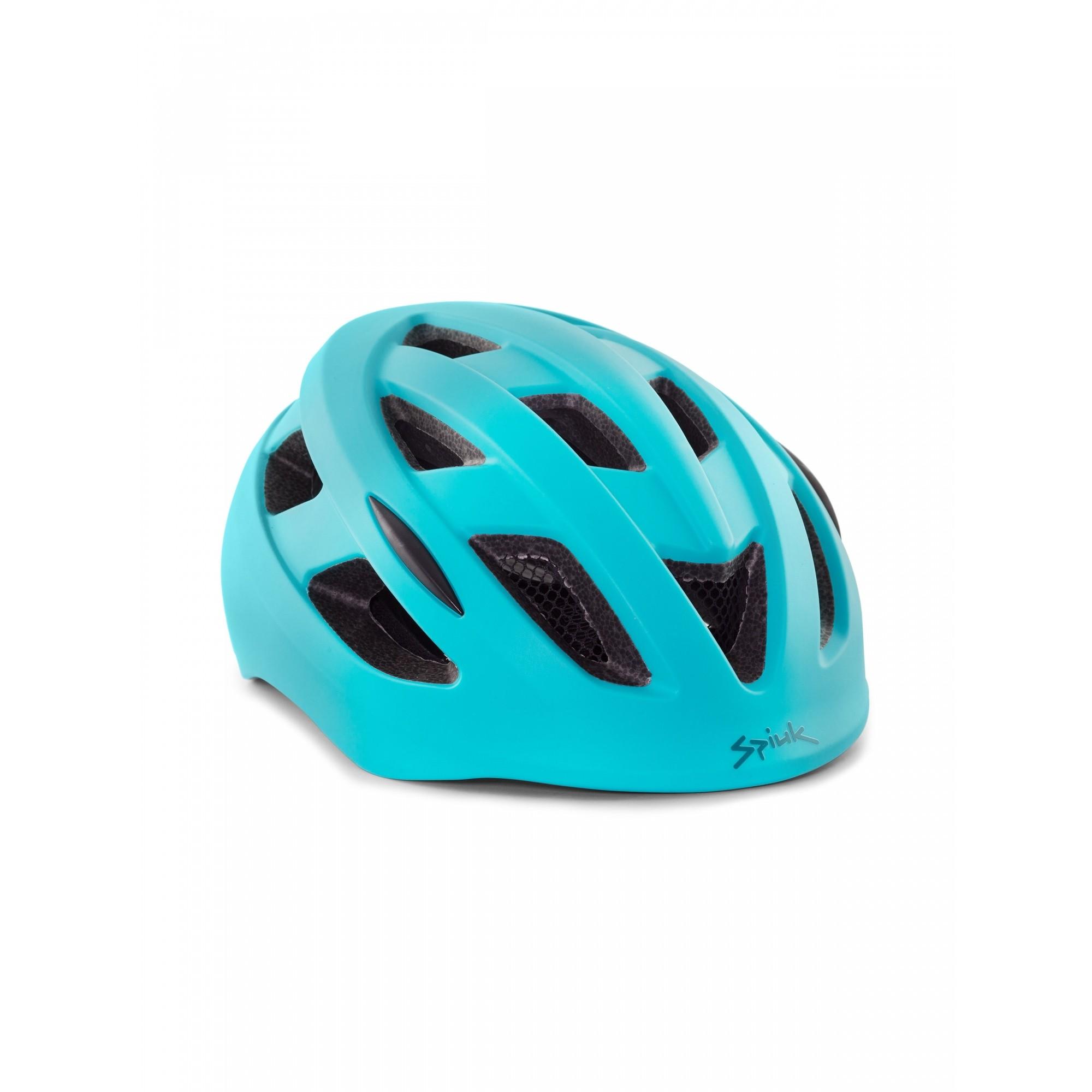 Capacete Ciclismo Spiuk Hiri Azul Turquesa M/G (58cm-61cm)