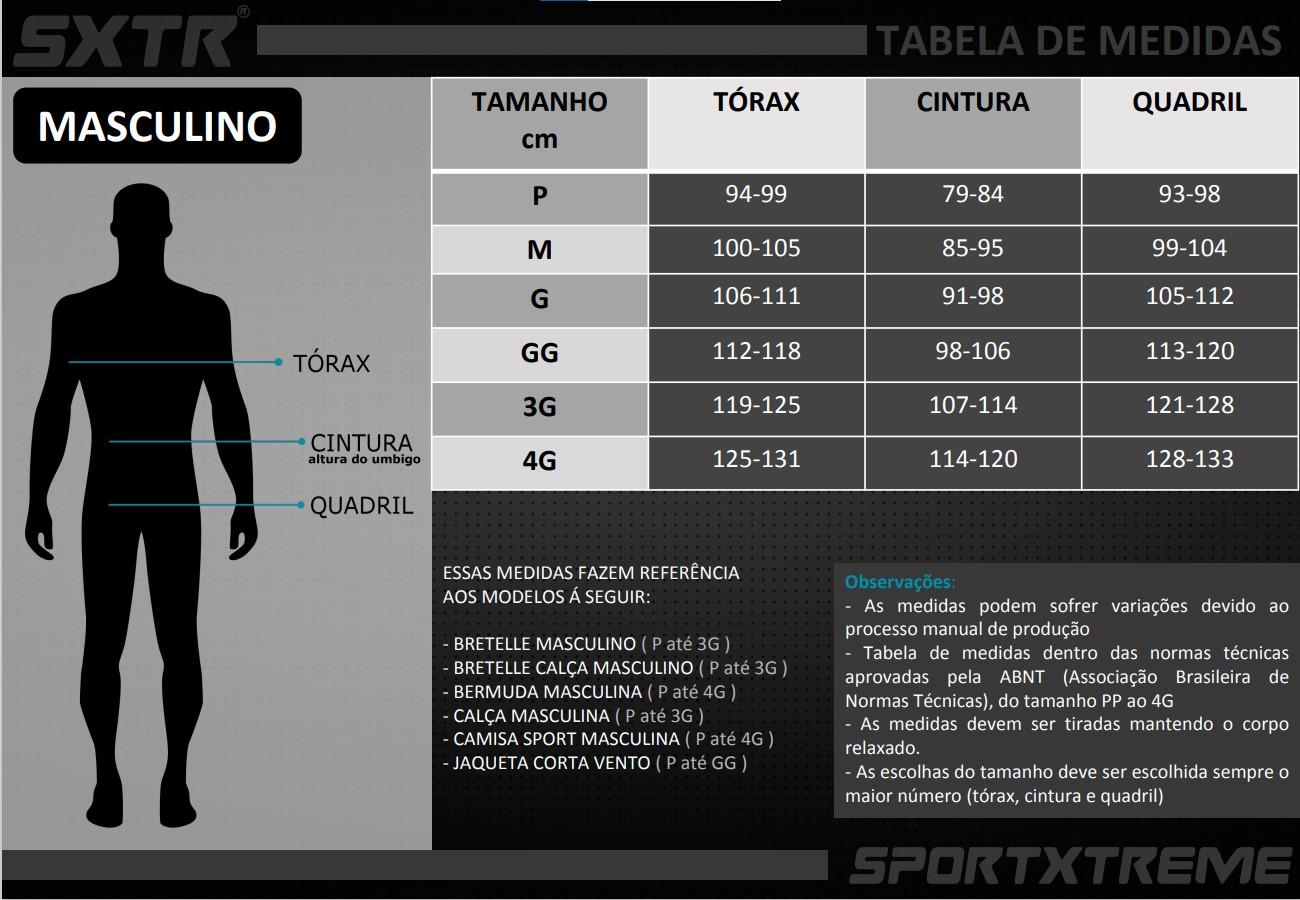 Jaqueta Corta-Vento Masculina Comfort Sportxtreme