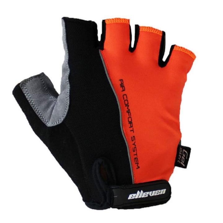 Luva Ciclismo Meio-Dedo Air Comfort System Elleven