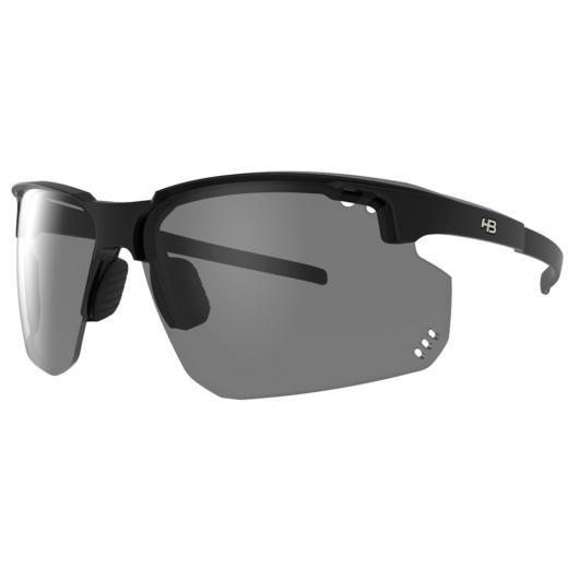 Óculos de sol HB Moab Preto lente cinza