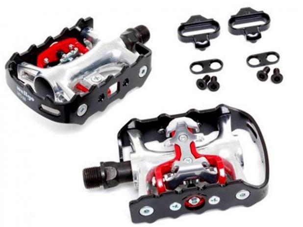Pedal Clip Wellgo WPD 998