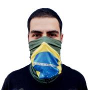 Bandana Tubular - Brasil