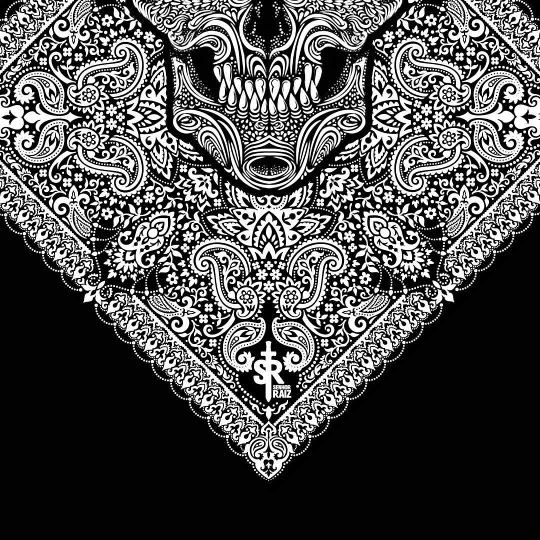 Bandana Tubular - Mandala I