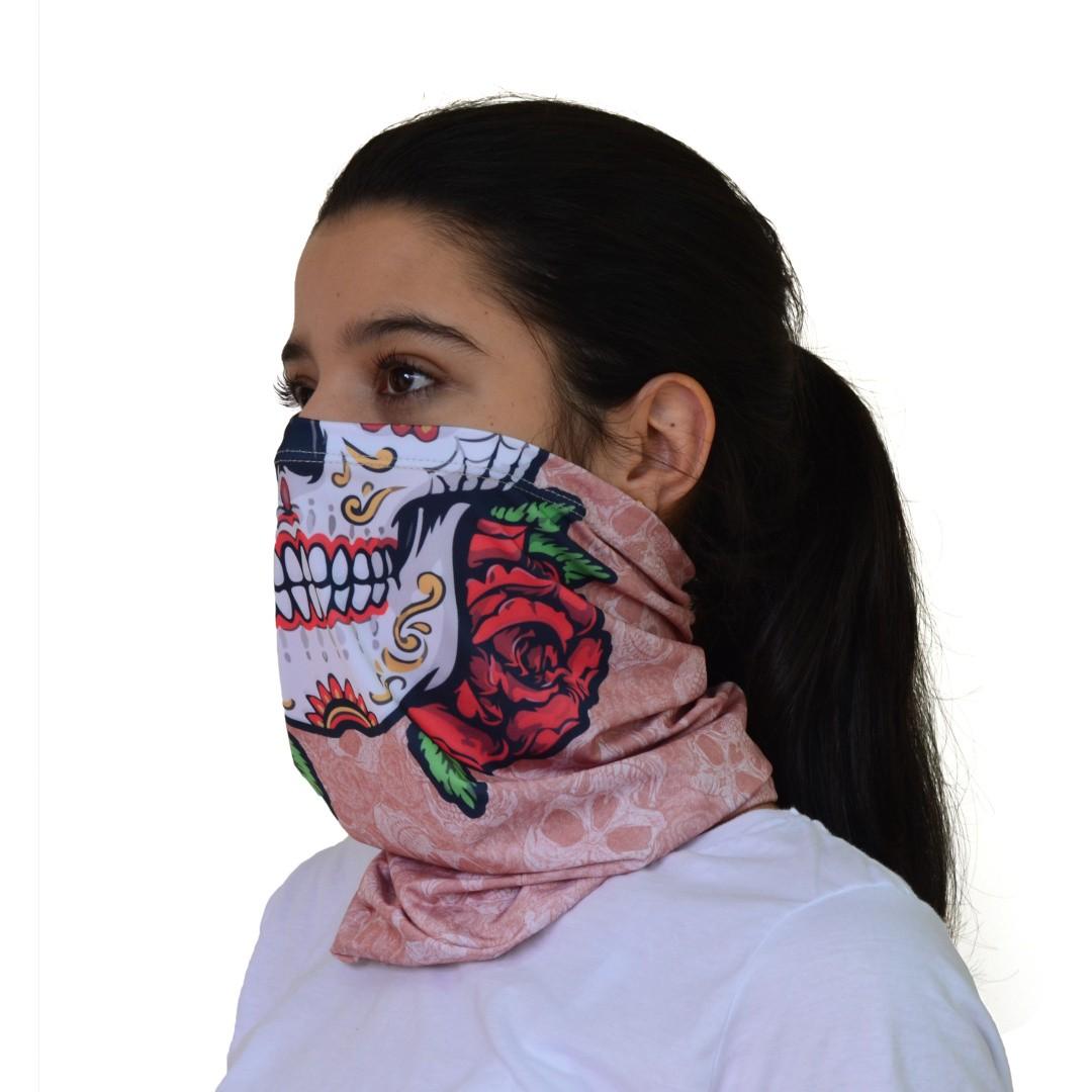 Bandana Tubular - Mexicana