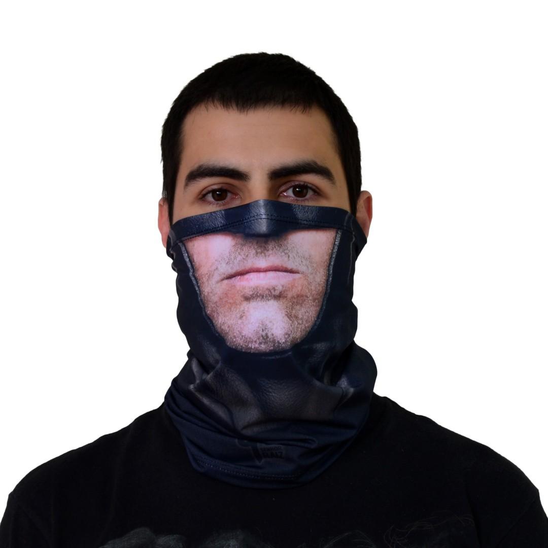 Bandana Tubular - Morcego