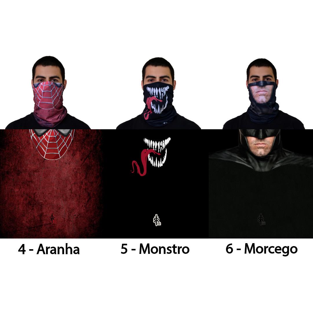 3 Bandanas - Kit LEVE 3, PAGUE 2