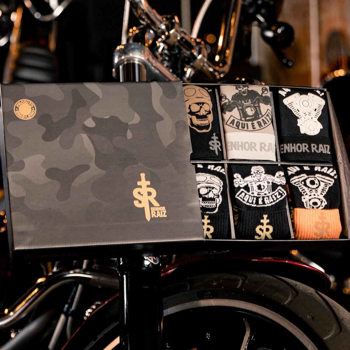 Kit Temático Completo - Motociclista