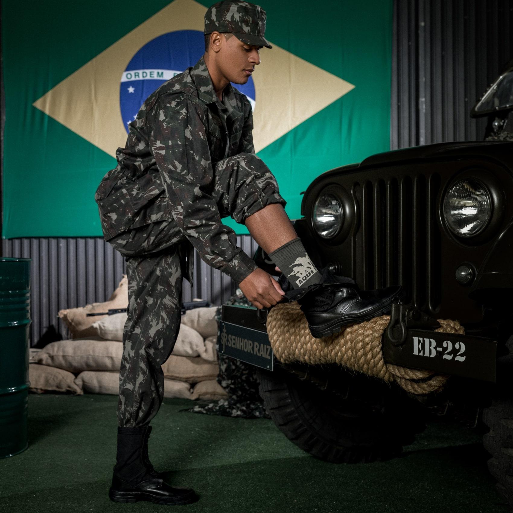 Meia Temática Militar - Soldados
