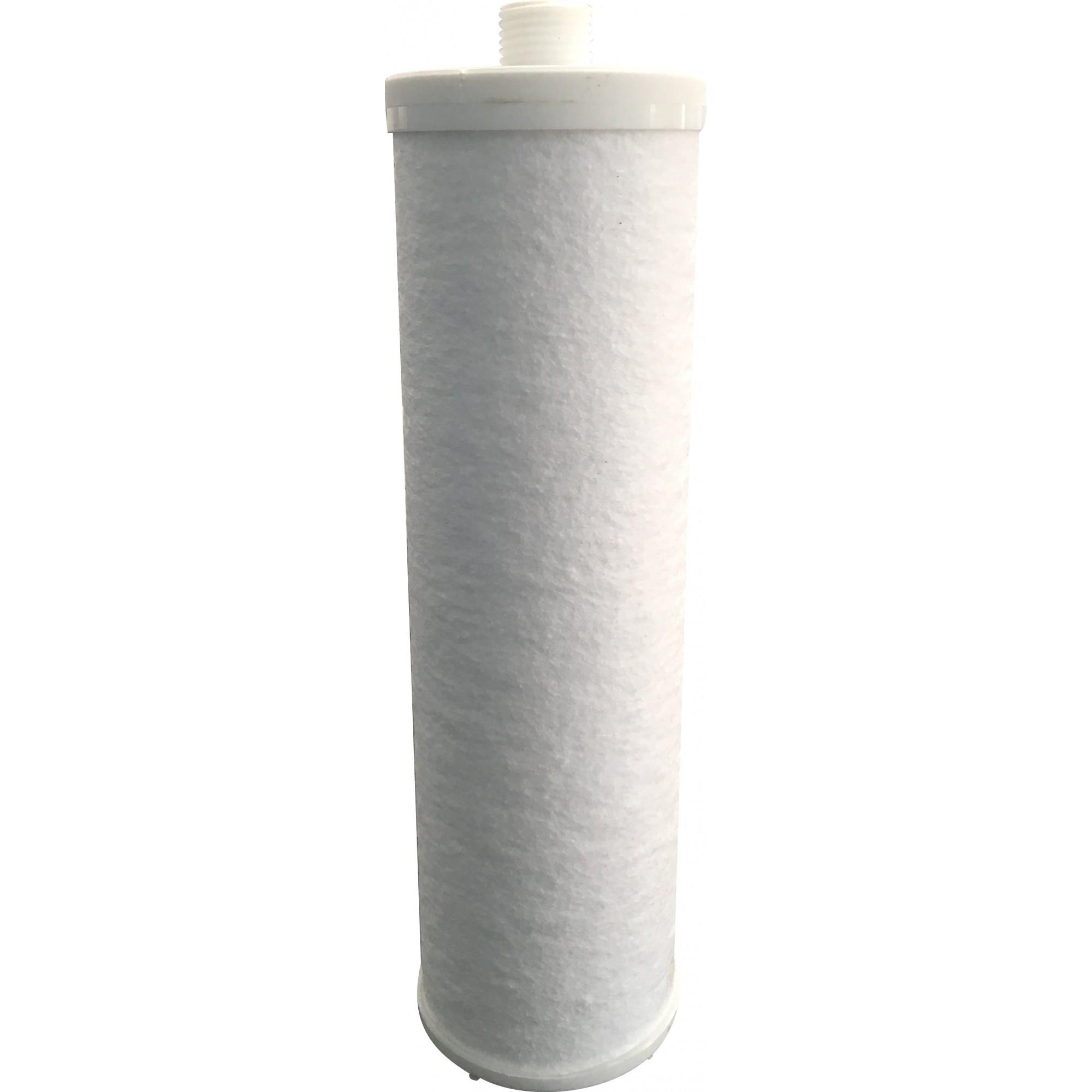Refil para filtros de água ? Ponto de uso 9 3/4? CR½ ? 50 Micras ? 101043