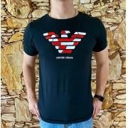 Camiseta Armani Exchange Preta