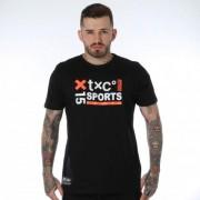 Camiseta TXC Brand Preta Estampada 1144815