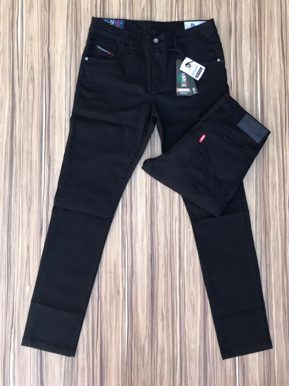 Calça Jeans Diesel Preta
