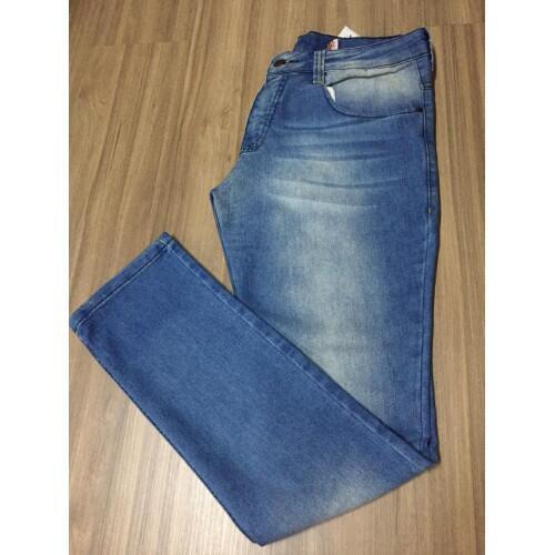 Calça Masculina Land Jeans Lisa - Jeans Claro