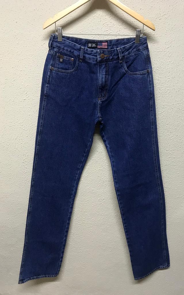 Calça Masculina Txc Básica BC Jeans Lisa - Jeans