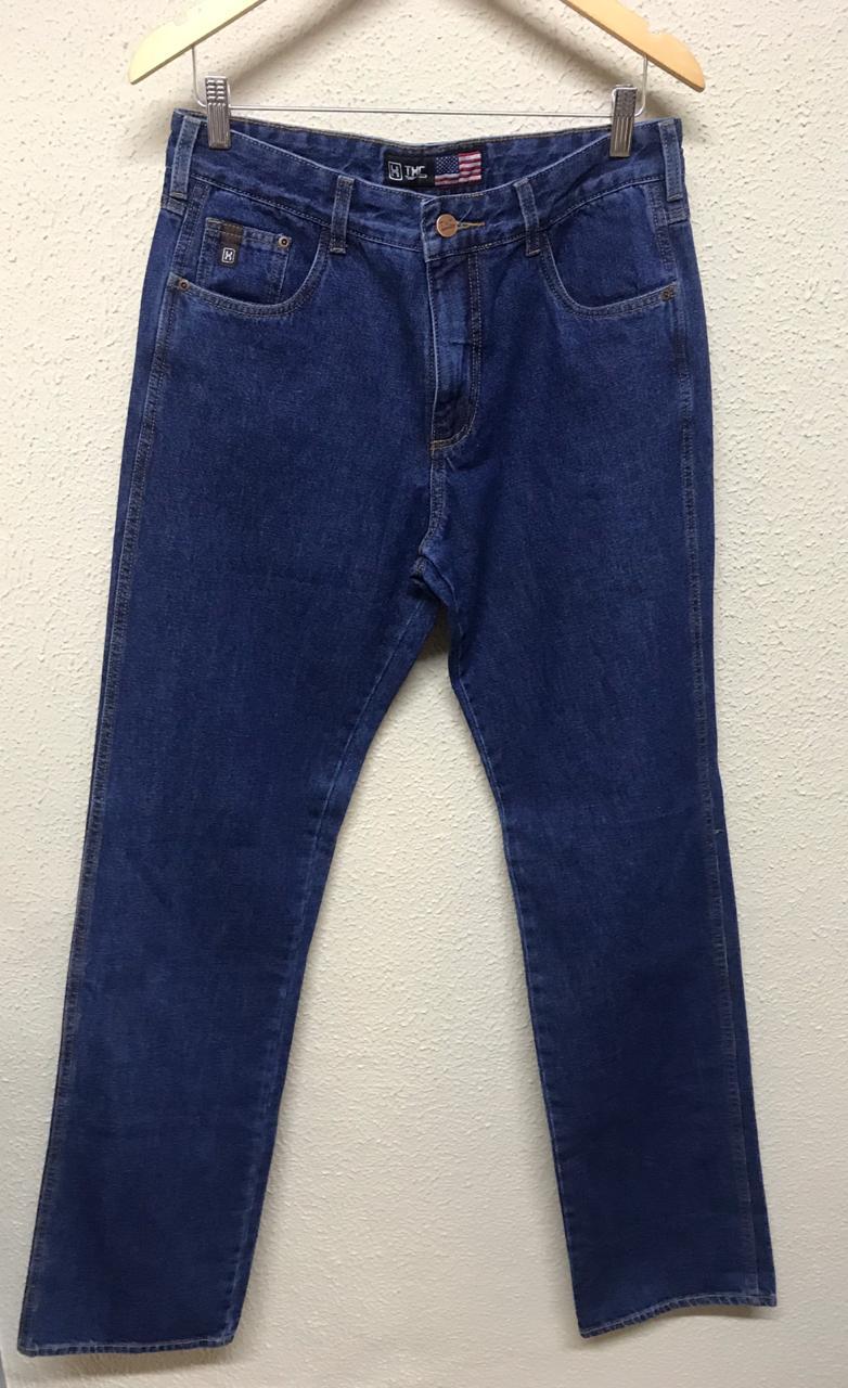 Calça Masculina Txc Básica Jeans Lisa - Jeans