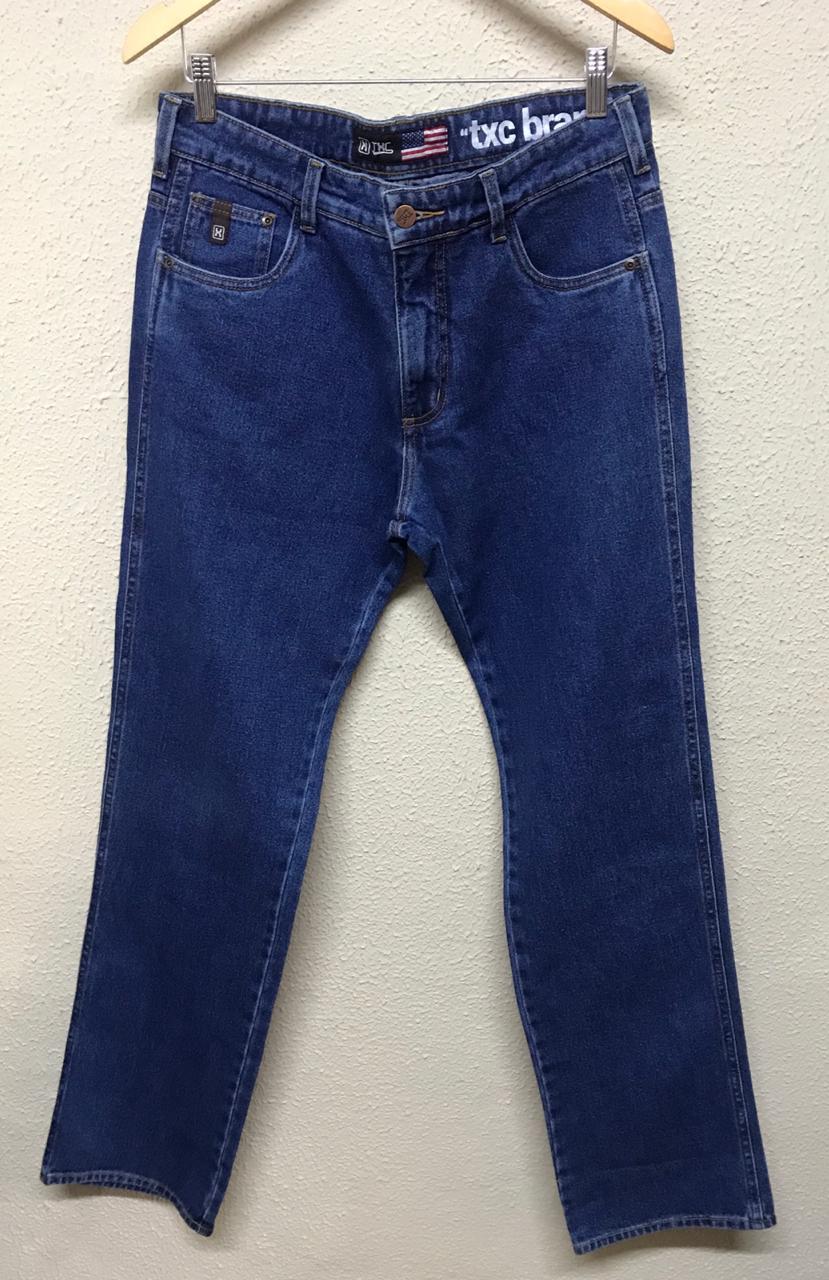 Calça Masculina Txc Brand Jeans Lisa - Jeans