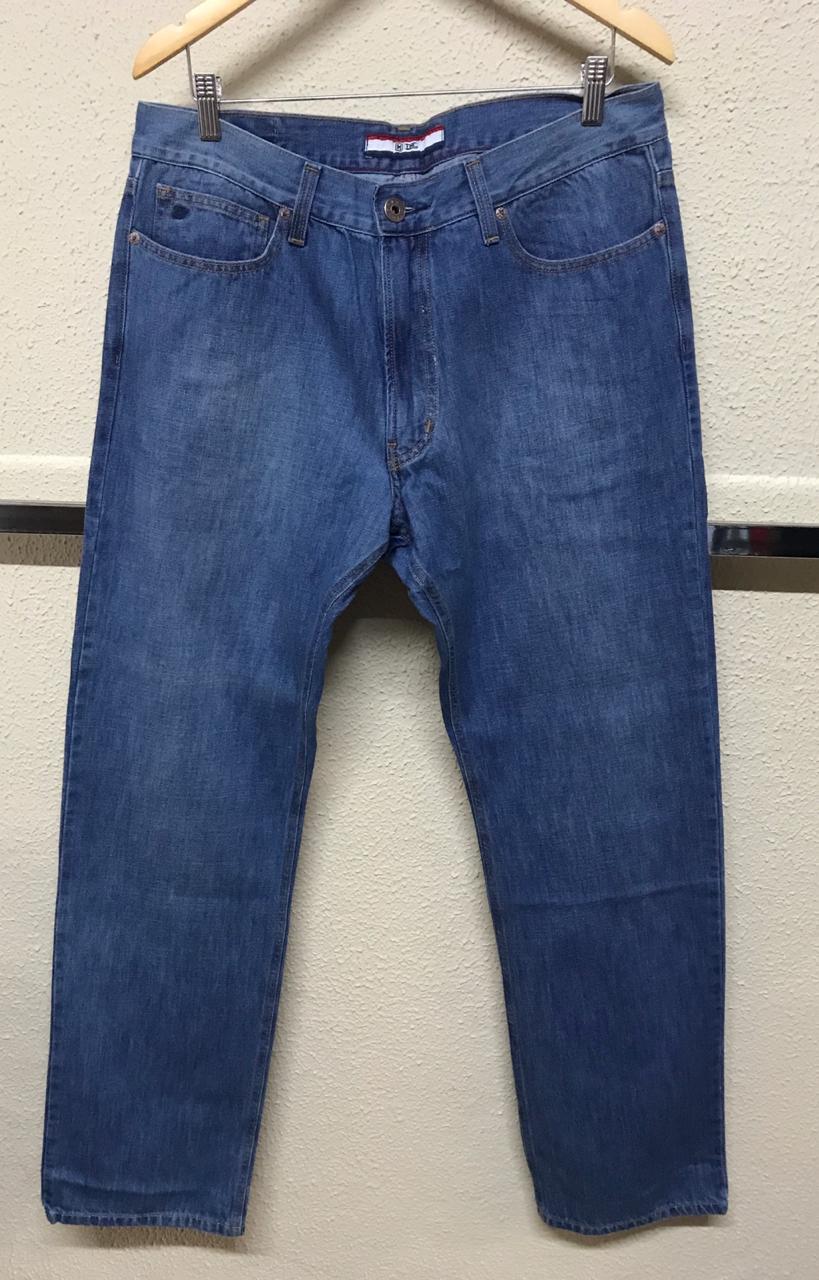Calça Masculina Txc Light Jeans Lisa - Jeans Claro
